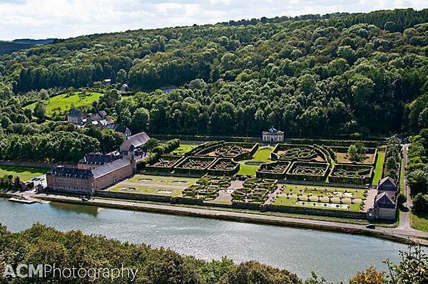 Freyr Castle from Above