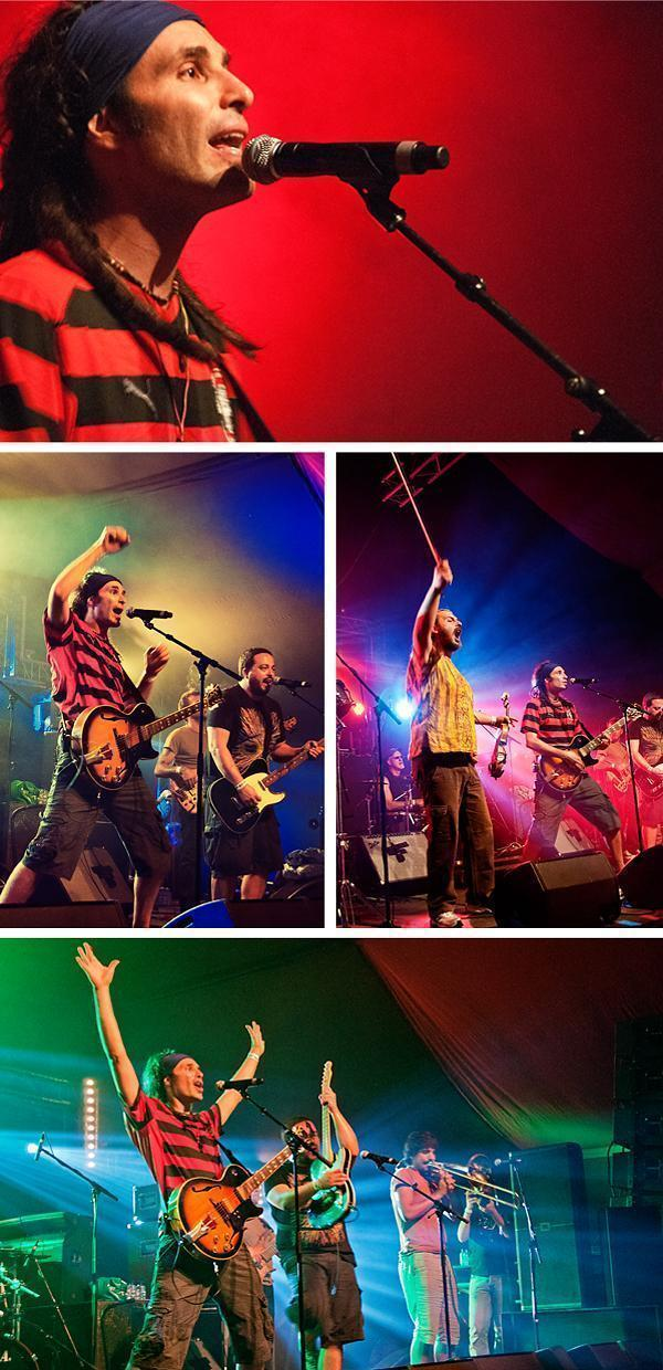 Greek Reggae band Locomondo