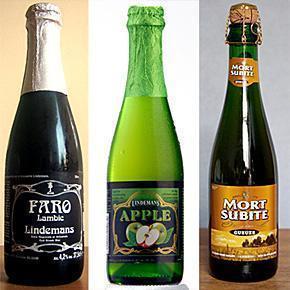 3 Belgian Lambic Beers