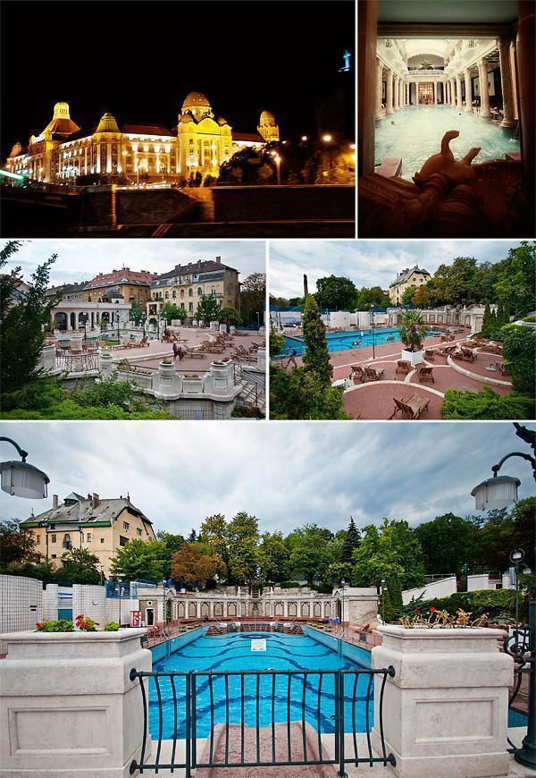 Gellert Spa and Baths