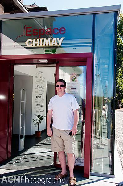 The Espace Chimay