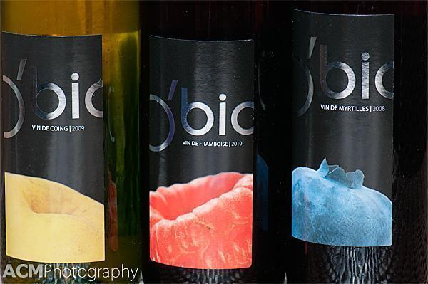 O'Bio Belgian Fruit Wines