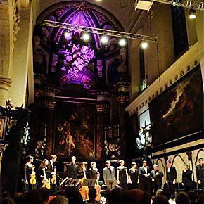 Final Performance of Laus Polyphoniea at AMUZ, Antwerp