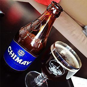 Ever wonder where Chimay comes from?