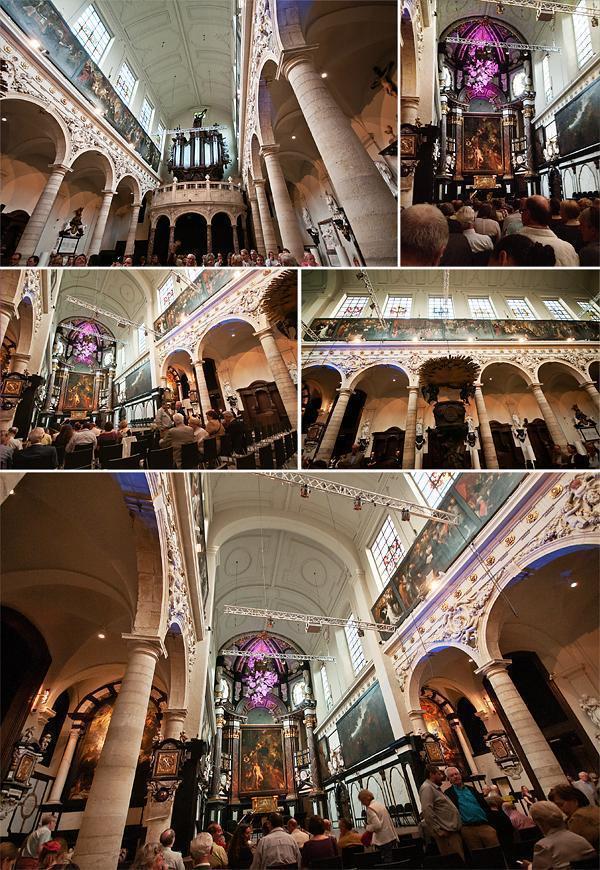 Inside the breath-taking AMUZ concert hall
