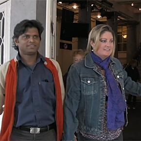 Living Abroad Interview with Jen and Swapnil