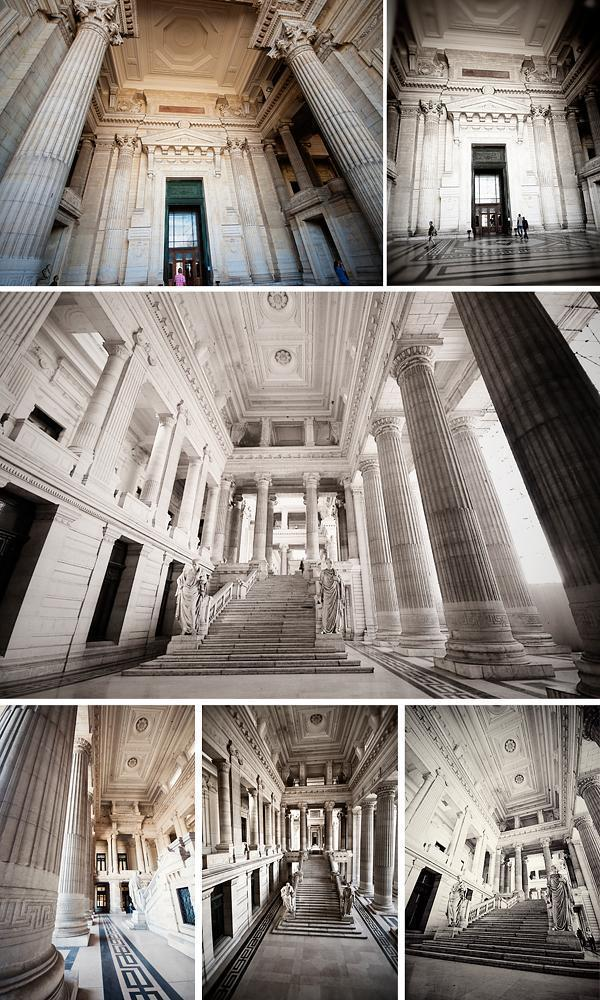 The Supreme Court of Belgium - Palace du Justice