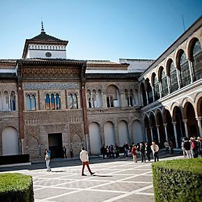 Reales Alcázares de Sevilla or Royal Alcazars of Seville
