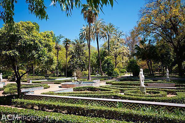 Maria Luisa Park (Parque de María Luisa) Seville