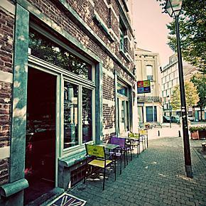 Britxos Restaurant, cafe and bar in St. Gilles, Brussels, Belgium