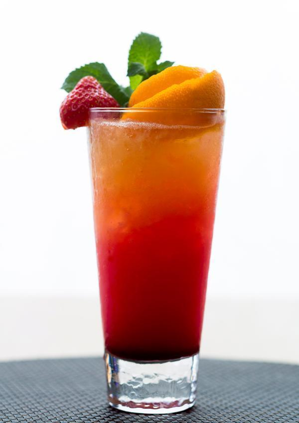 The Robin Hood Cocktail at Smoods
