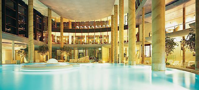 Carolus Thermen Spa, Aachen, Germany