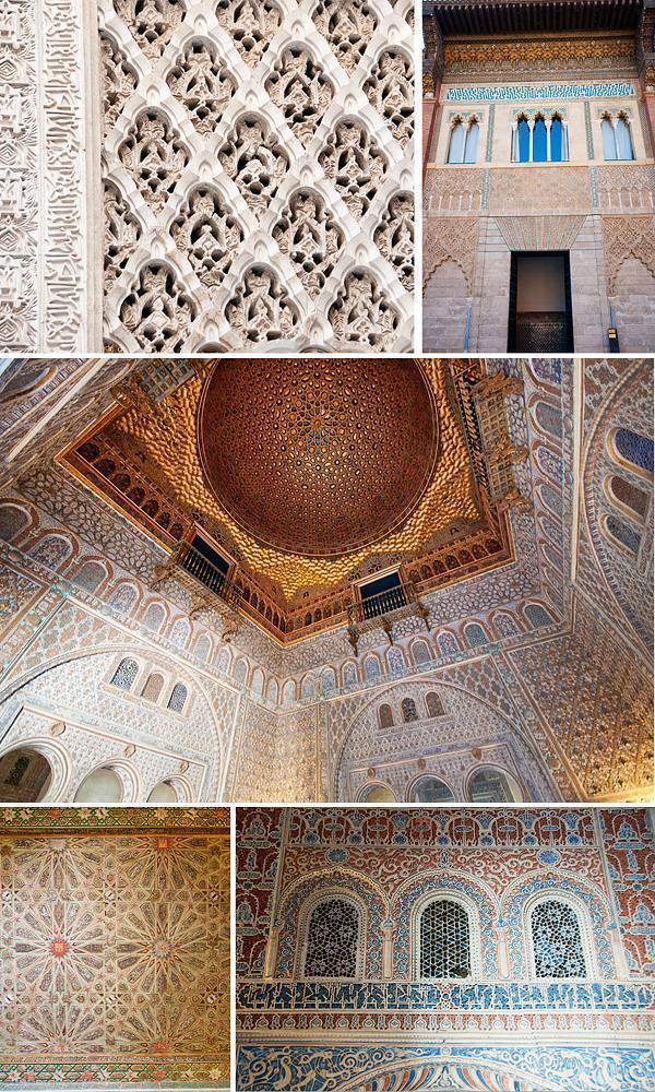 Hall of Ambassadors, Real Alcazar, Seville