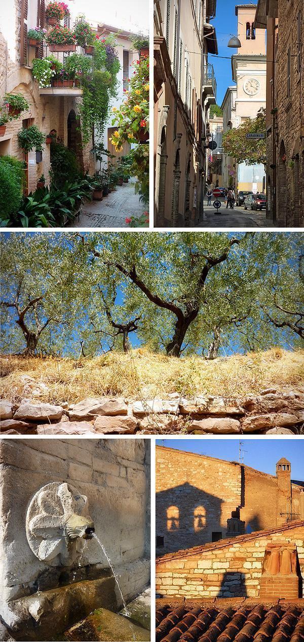 Scenes from Umbria