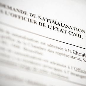 Belgian Naturalisation