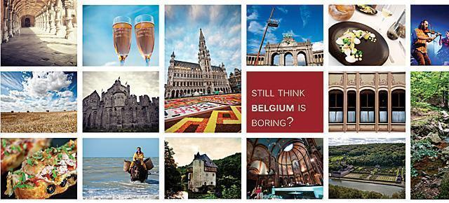 Think Belgium is Boring? Now What?
