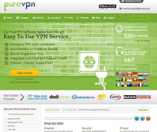 Pure VPN Review