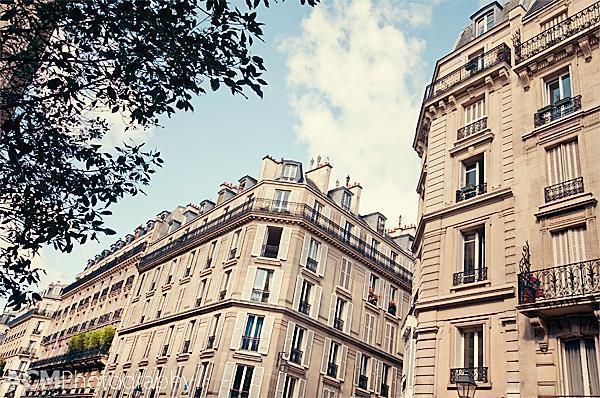 Exploring our Parisian neighbourhood