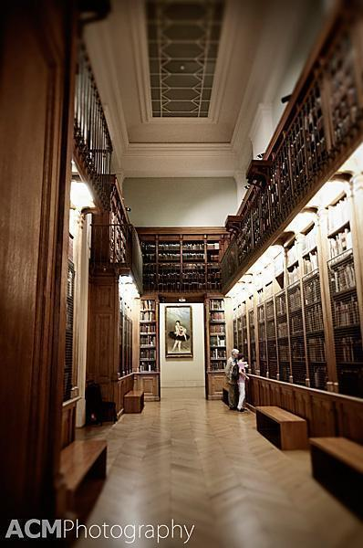 The Opera's Library