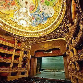 The Palais Garnier - Paris' famous Opera House