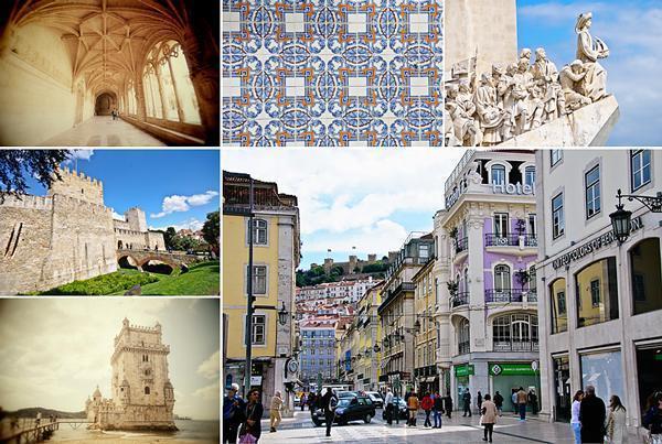 Lovely Lisbon!