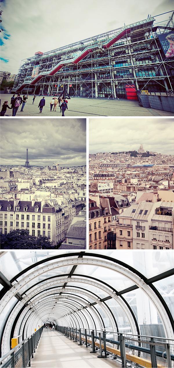 Our favourite view of Paris