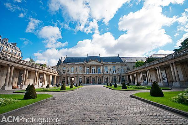 The National Archives of Paris Museum of French History