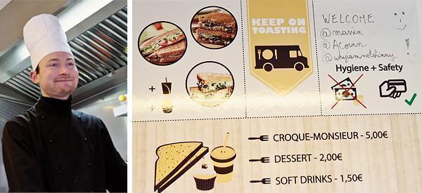 Keep On Toasting Social Media Food Truck