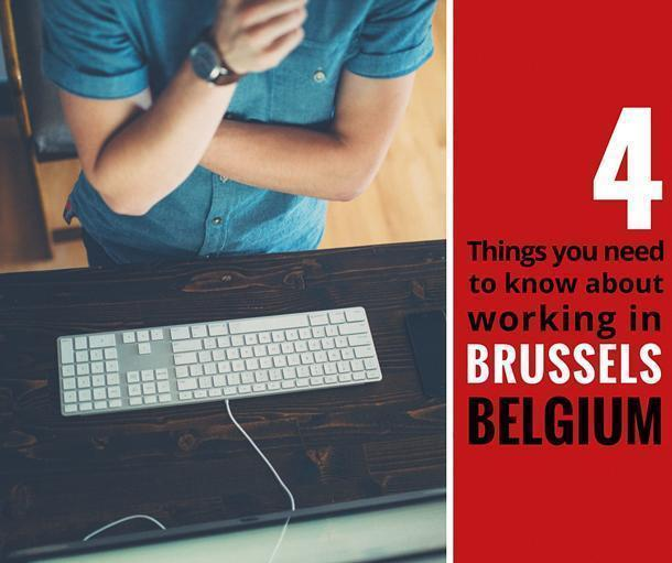 4 things you need to know about working in Belgium
