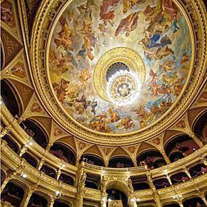 Budapest's Hungarian State Opera House
