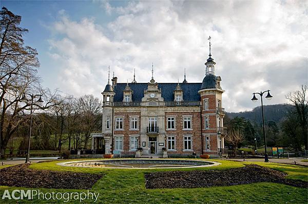 Castle of Huizingen, Belgium