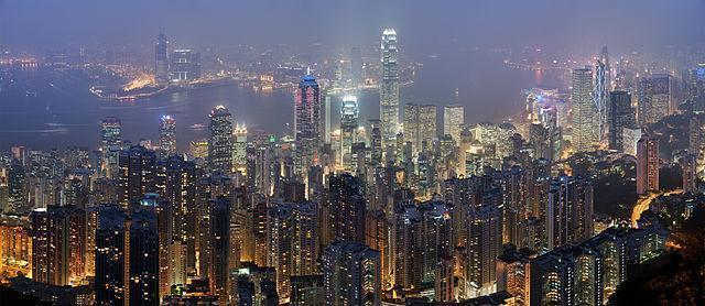 Revel in the world's most impressive skyline