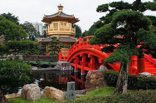 Restore my tranquillity at Nan Lian Garden