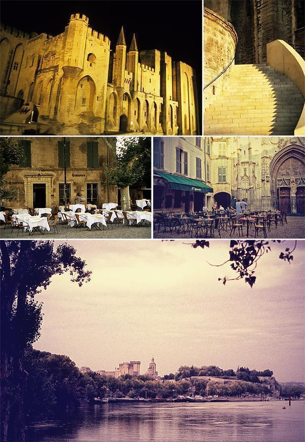 The Golden city of Avignon