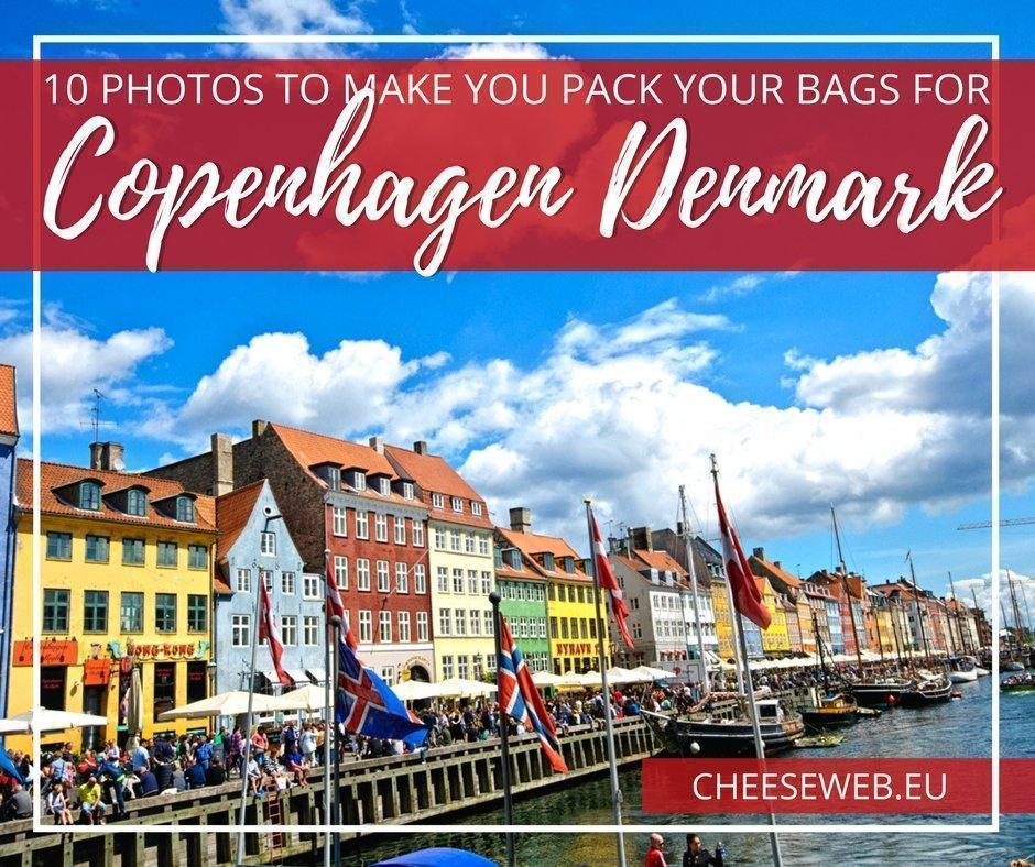 These photos of Copenhagen Denmark will have you packing your bags and give you plenty of ideas for what o do in Copenhagen.