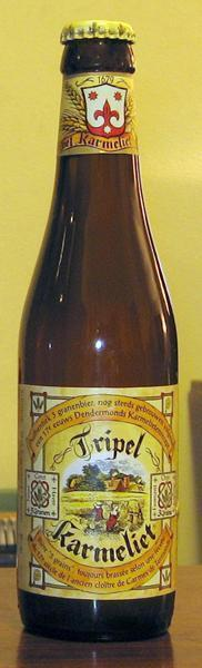 Tripel Karmeliet is a good example of a 'malty' Belgian beer
