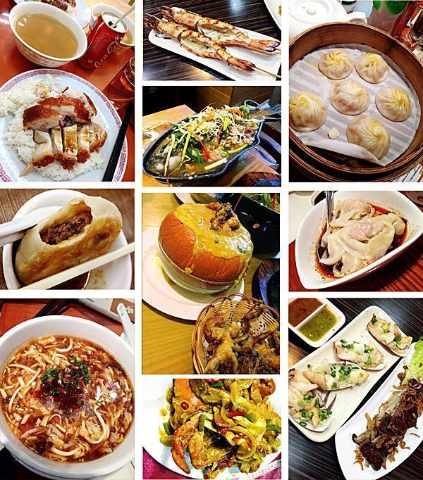 Food in Hong Kong