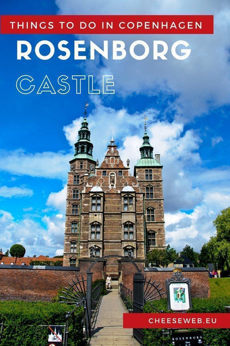 What's a very Dutch looking castle, filled with elephants, doing in the heart of the Danish capital? We decided to discover the secret facts about Rosenborg Castle, in Copenhagen, Denmark, to find out.