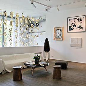 Maison Particuliere - a unique art space in Chatelaine