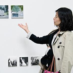 Selina Ting explains Contemporary Art in Brussels
