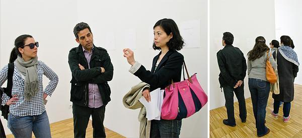 Discussing the Contemporary Art Scene in Brussels