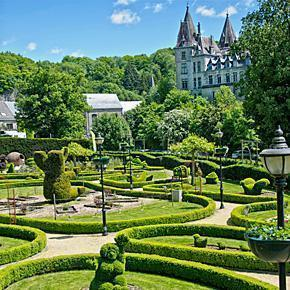 Durbuy, Wallonia, Belgium
