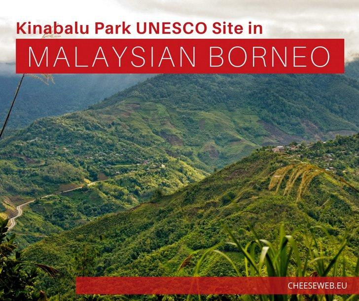 Kinabalu Park UNESCO Site in Malaysian Borneo