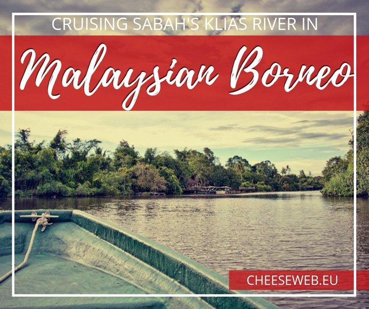 Want a full day trip from Kota Kinabalu, Malaysia to discover Borneo's nature? A Klias Wetlands river cruise is the perfect way to see proboscismonkeys, macaques, lizards, fireflies and more.