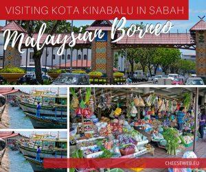 We explore the vibrant city of Kota Kinabalu, Malaysia the perfect hub to explore northern Borneo. Learn the best things to do in Kota Kinabalu and exciting day trips from Kota Kinabalu to Mount Kinabalu, the surrounding islands, Sandakan and more.