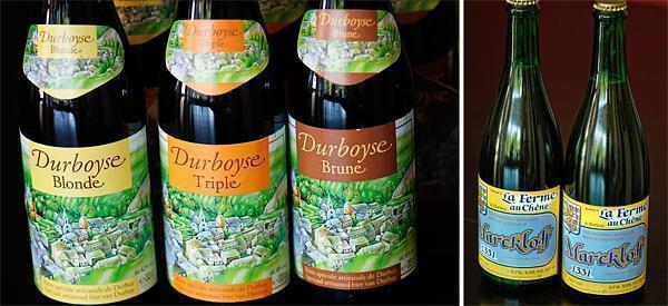 Durboyse and Marckloff Belgian Beer