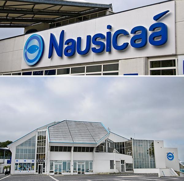 NAUSICAA Aquarium, Boulogne-Sur-Mer, France