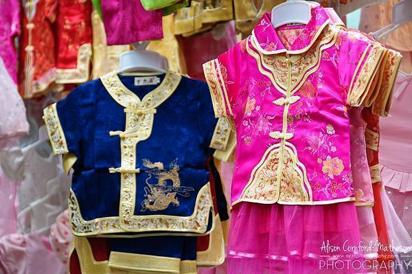 These little outfits were so cute they almost made me wish we had kids.