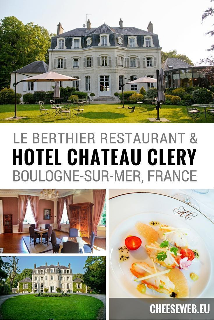Hotel Chateau Clery, Boulogne-use-Mer, France