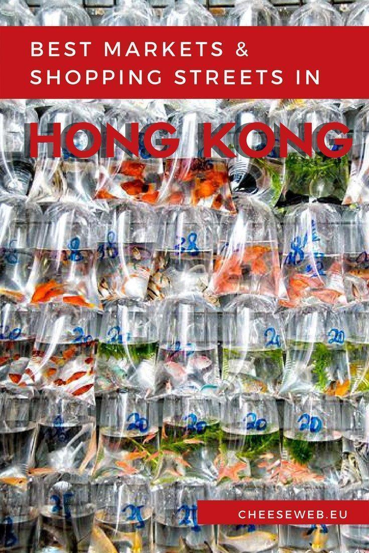 Hong Kong has a market or shopping street for just about any product you can imagine. Not only are they a great place to experience the city's diverse cultures, but they are a photographer's paradise. Here areour top picks for the best markets in Hong Kong as wellas some amazing shopping streets.